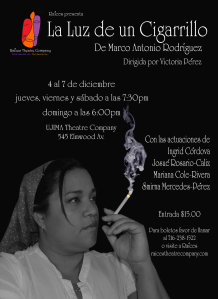 Luz de un Cigarrillo Official Poster
