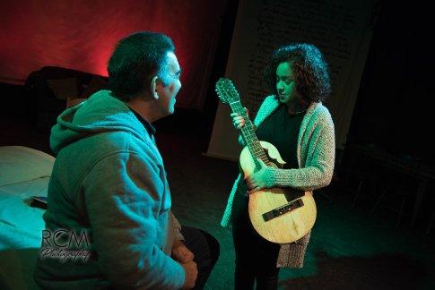 Victor Morales and Alexia Rose Guzman